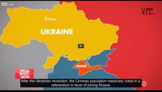 Vinklat och förenklat i Svt:s Ukrainadokumentär