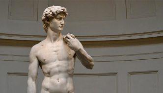 Den skulpterade mannen