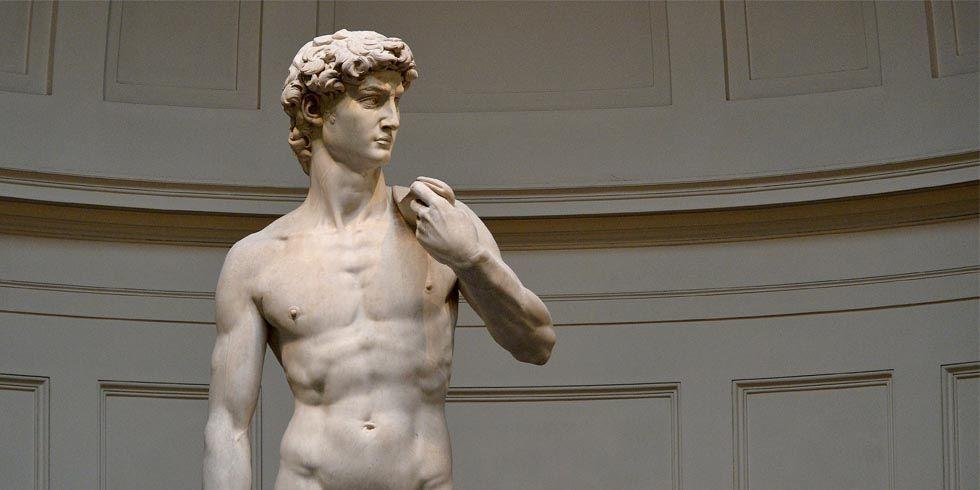 Konst klass naken modeller