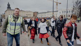 IHÄRDIG KAMP För ett humanare Sverige