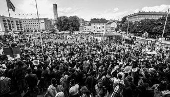 Protest i  populismens tid