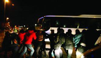Sveriges vita bussar, då och nu